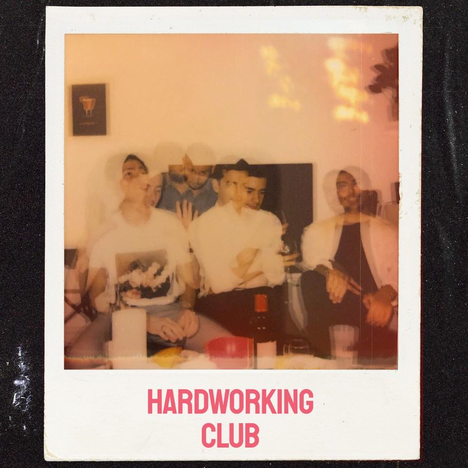 "Hardworking Club Photo  Marion Lemaitre   Artwork  Celine Delespinay - Berling Berlin raconte son quotidien dans ""Hardworking Club"""