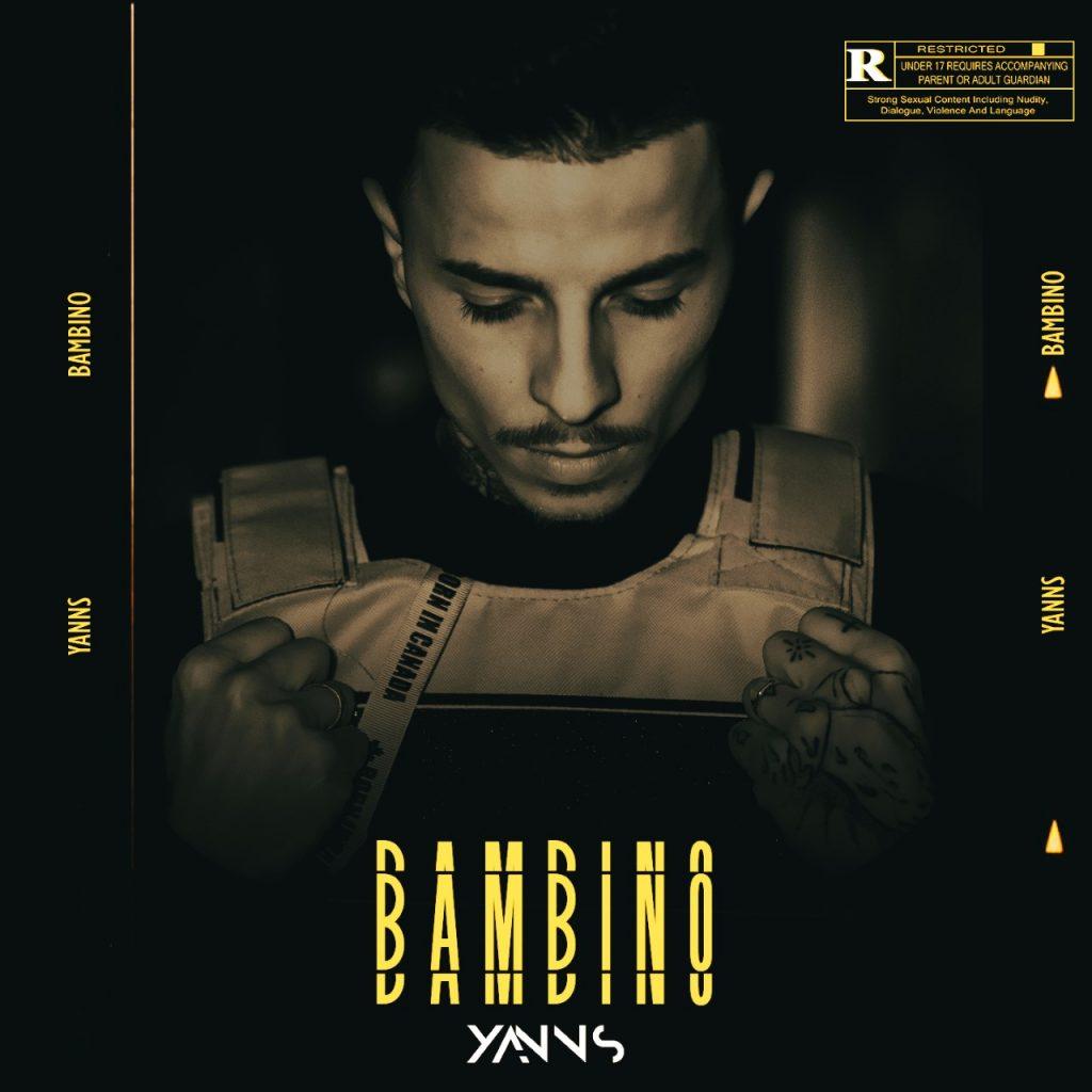 """thumbnail Yanns Bambino Cover Album 1024x1024 - Yanns : """"Tout le monde peut s'identifier à travers ma musique"""" (Interview)"""