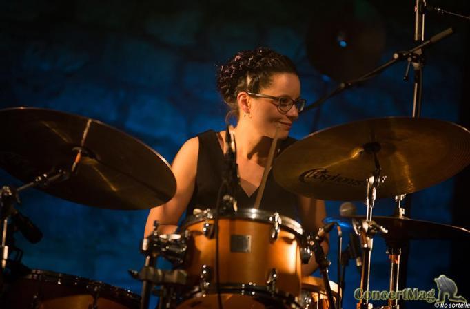 Anne Paceo 10 - Anne Pacéo, release party au Café de la danse