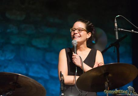 Anne Paceo 15 - Anne Pacéo, release party au Café de la danse
