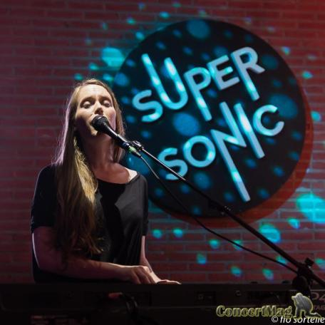 H Clair 5 - Charlotte&Magon, La chica et Hannah Clair au Supersonic
