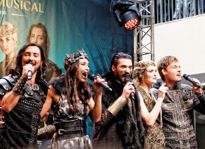 IMG 0435 DxO - La troupe du Roi Arthur à Rosny 2