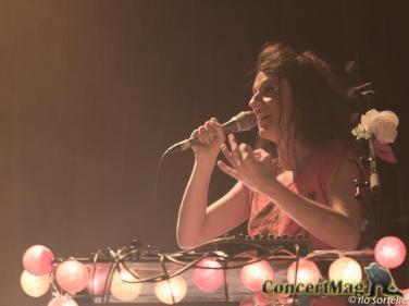 L Martial 2 - Leïla Martial : release party au Studio de l'Ermitage