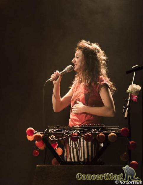 L Martial 5 - Leïla Martial : release party au Studio de l'Ermitage