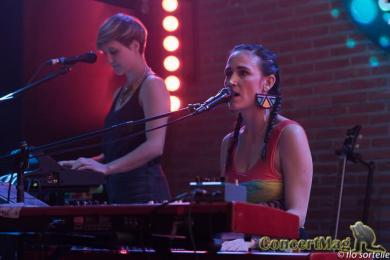 Lachica 4 - Charlotte&Magon, La chica et Hannah Clair au Supersonic