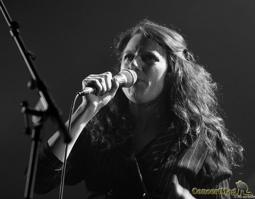 Leila Martial 2 - Anne Pacéo, release party au Café de la danse