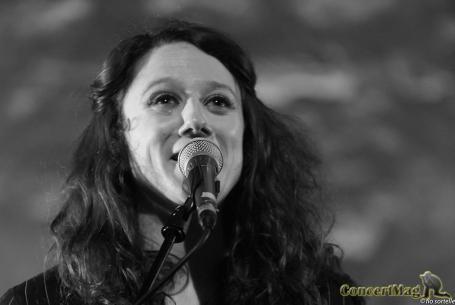 Leila Martial 6 - Anne Pacéo, release party au Café de la danse