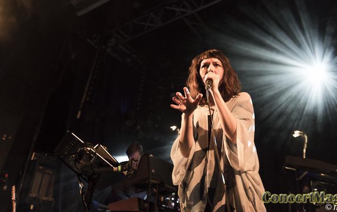 Mesparrow slide - Mesparrow présente son nouvel album au Mama Festival