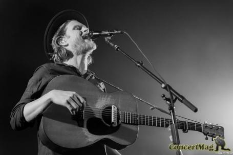 The Lumineers 15 - The Lumineers, à l'aise au Trianon !