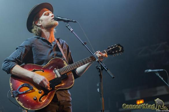 The Lumineers 6 - The Lumineers, à l'aise au Trianon !
