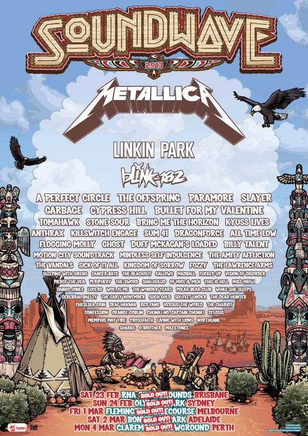Agenda Concerts Metal Soundwave Festival 2013 2402