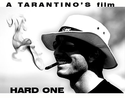 Tarantino 's film HARDONE