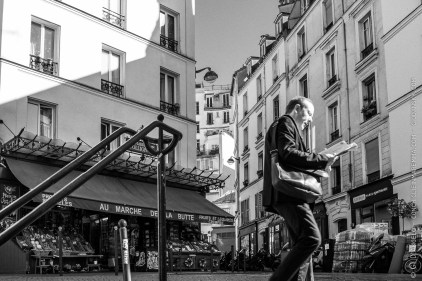 Fruit shop from Amelie in Montmartre