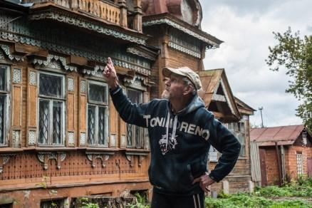 Viaggio a Nizhny Novgorod