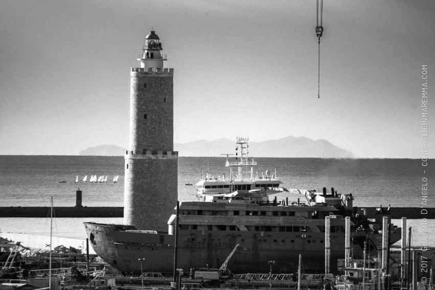 Il faro di Livorno
