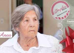 video filmagem aniversario adulto 88 anos bh betim contagem nova lima conchita filmes