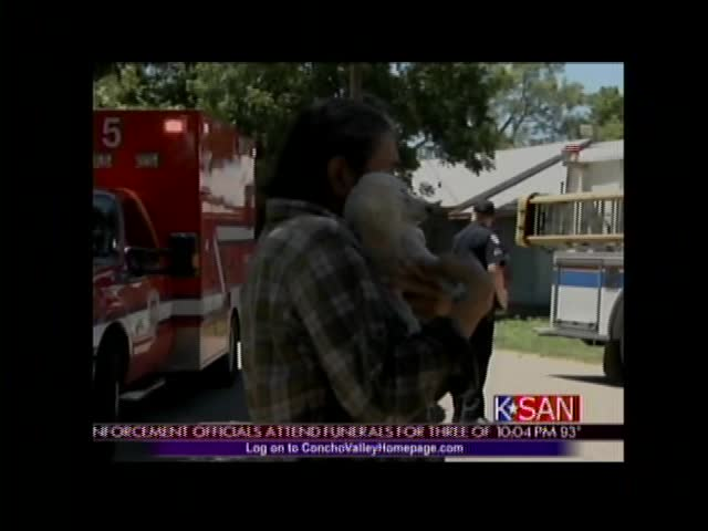 Barbecue Grill Causes House Fire_38285413-159532