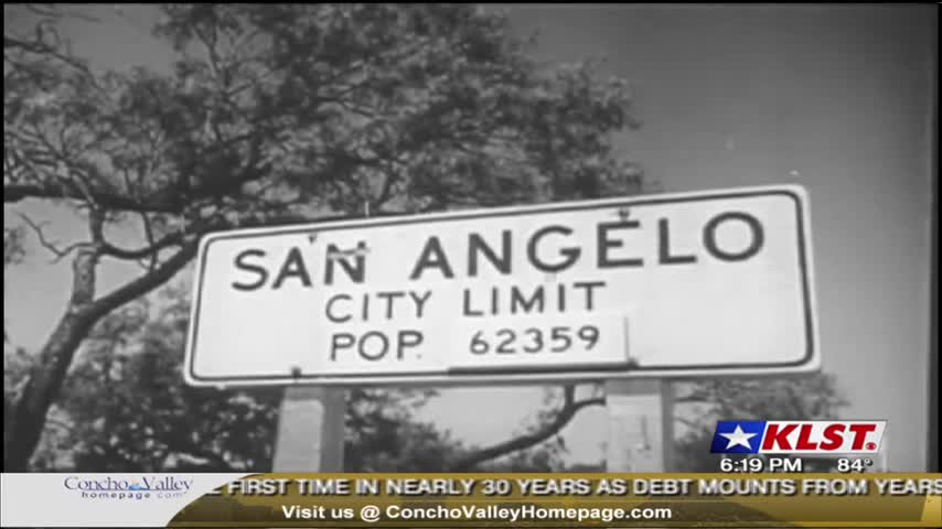 San Angelo: Then and Now, Part 1 of 2