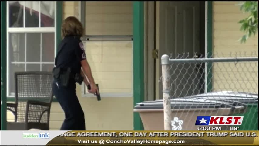 SAPD Search Multiple Homes following Assault Call_52712963