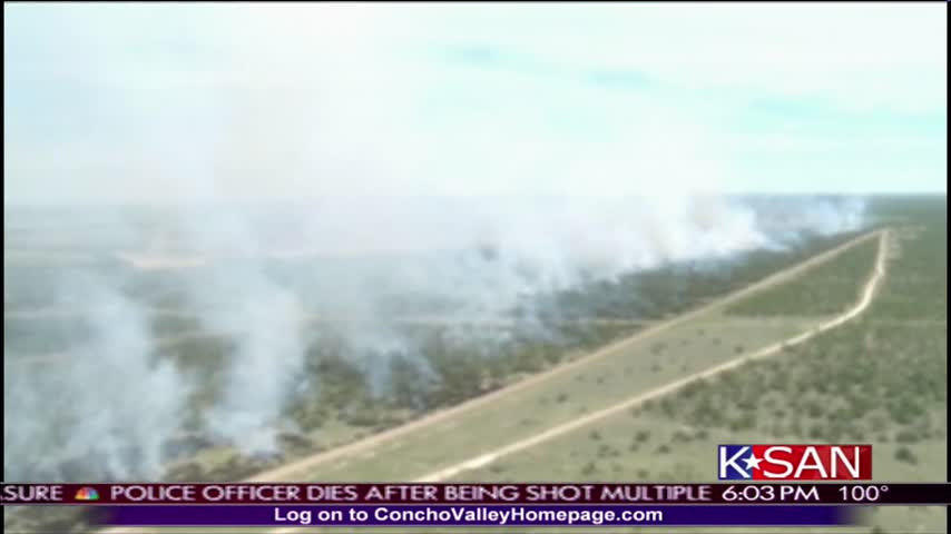 Burn Ban Goes into Effect for Tom Green County_46331696