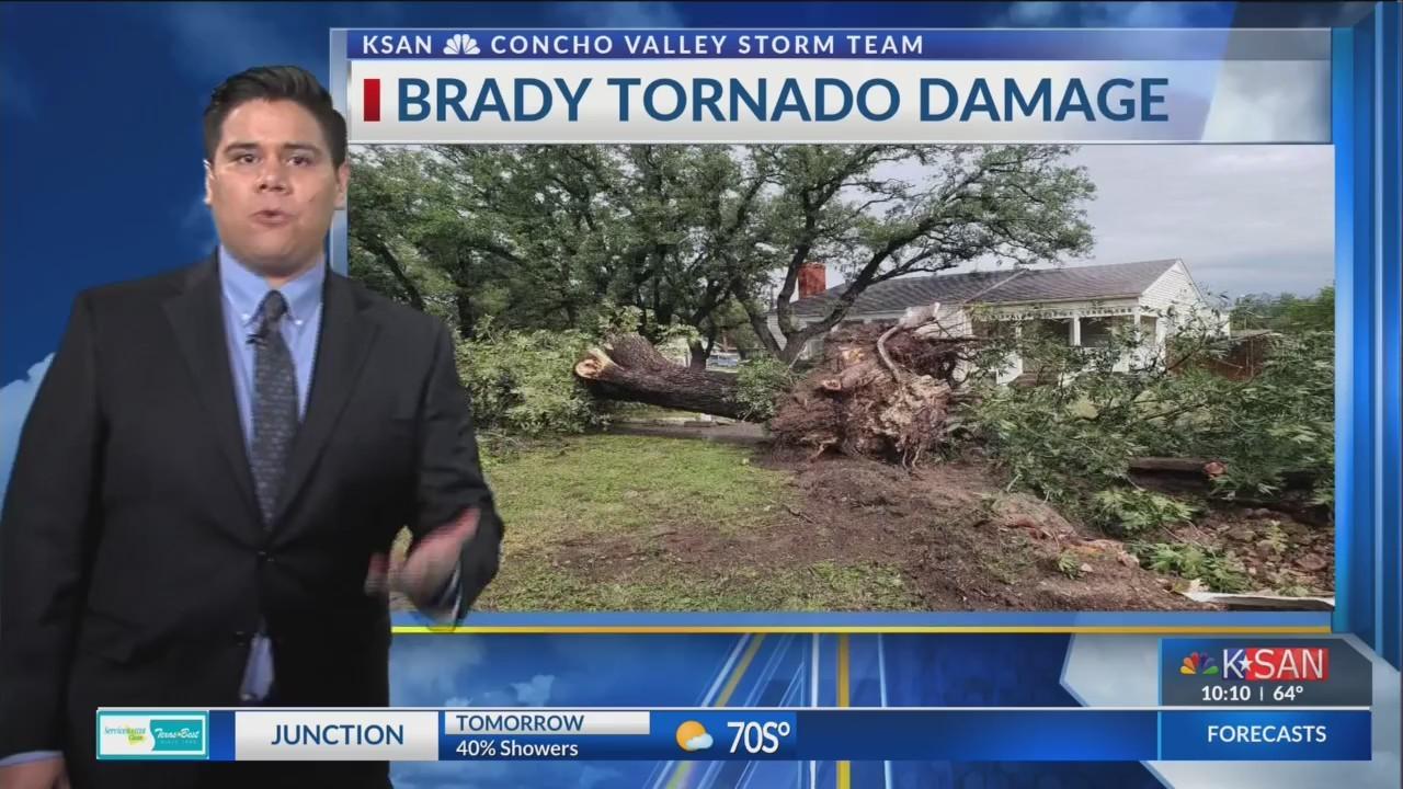 KSAN Storm Team Daily Forecast Update October 13, 2018