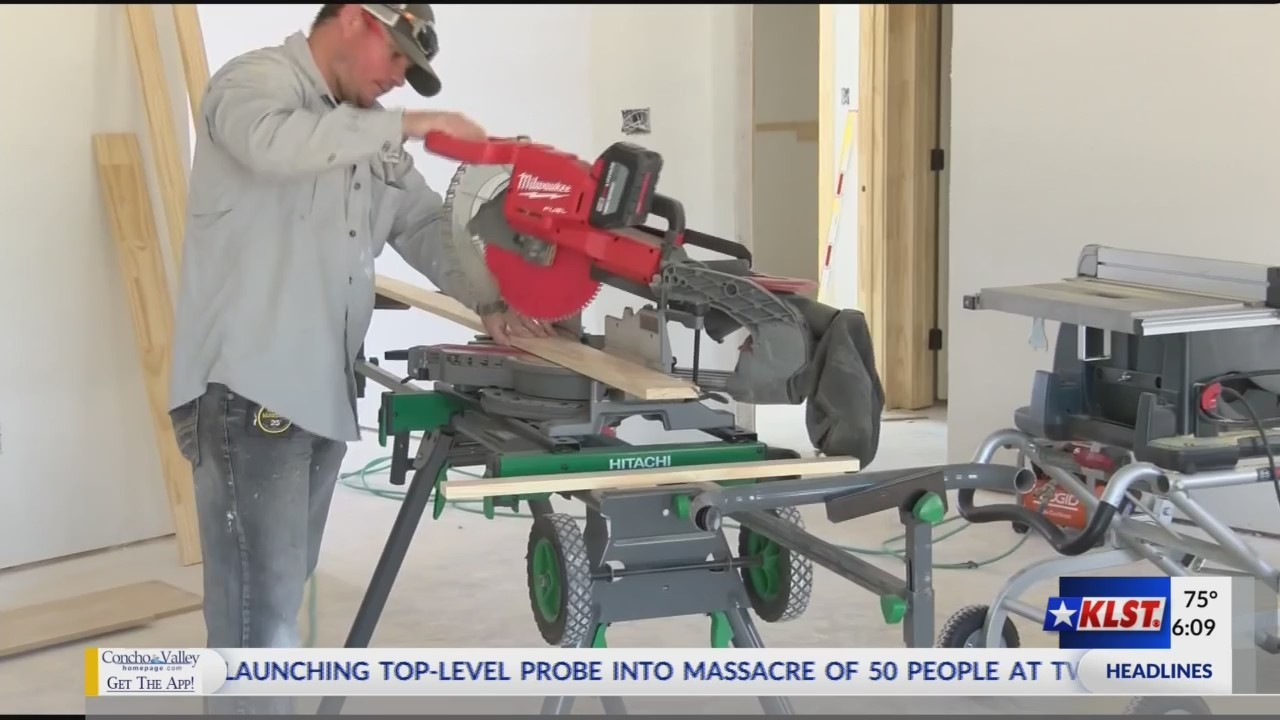 Concho Careers: Home Construction