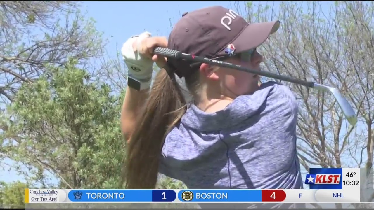 Honea ties course record, claims individual title