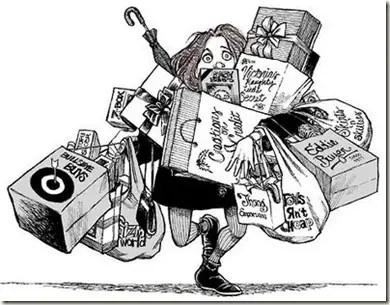 shopping Semana Europea de la Prevención de Residuos 2011