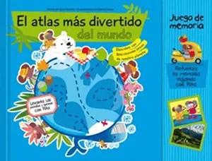 el atlas mas divertido del mundo Los 7 mejores libros de educación ambiental para niños