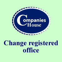 change registered office address