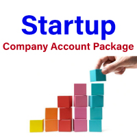 startup company accounts