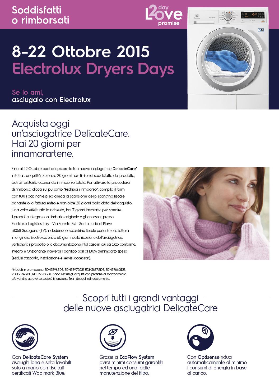electroluxdryers