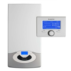 La caldaia con cronotermostato smart wifi by Ariston Thermo