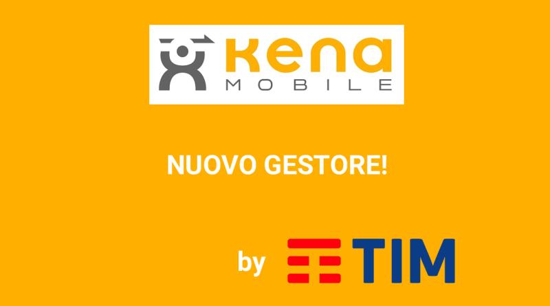 Kena Mobile, il nuovo operatore low cost di Tim