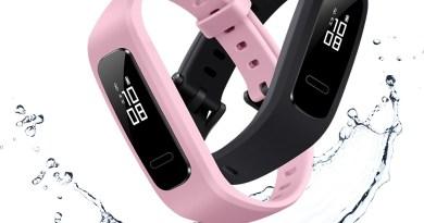 Huawei Band3e, la fitnessband per tutti