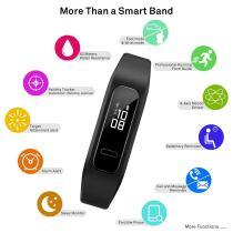 Huawei Band3e, le funzioni disponibili