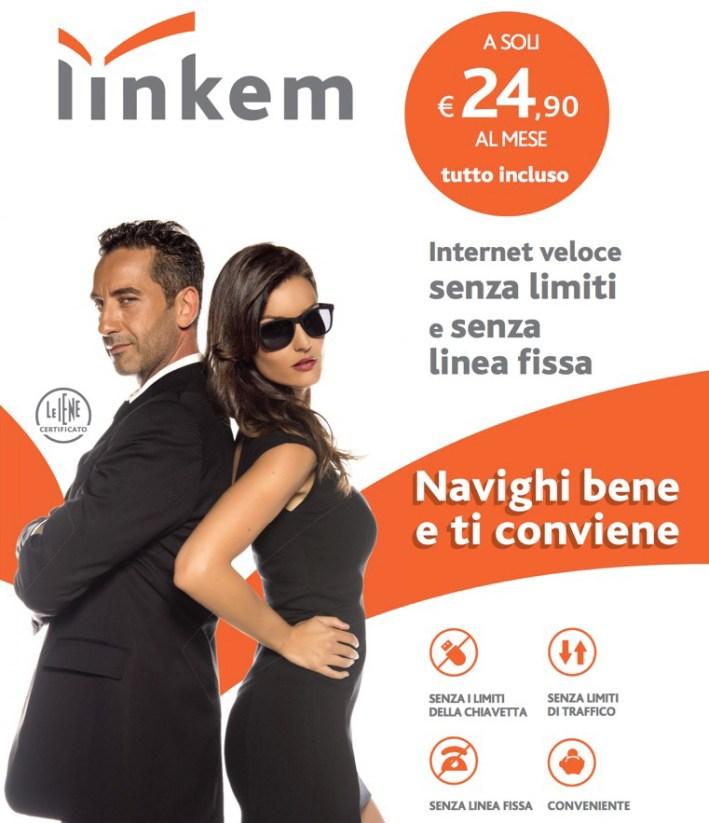 Linkem - internet veloce senza linea fissa