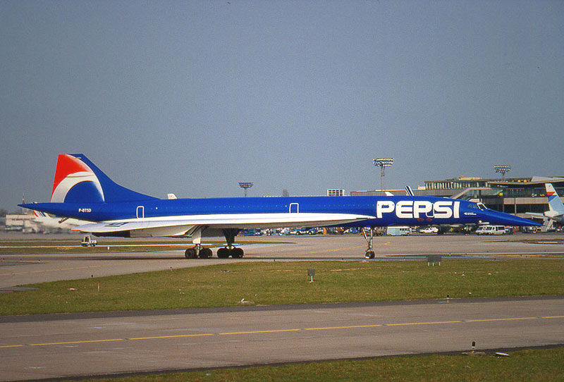 Picture - Remi Dallot from the Concorde SST website