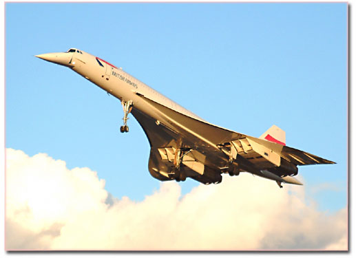 Concorde from the official Cconcorde site