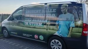 DFB-Mobil zu Gast bei Concordia Albachten