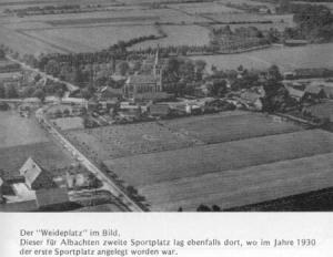 Alter Sportplatz Albachten