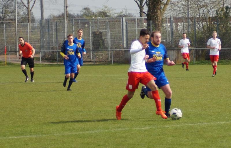 Concordia Albachten – SV Herbern II 3:0 (1:0)