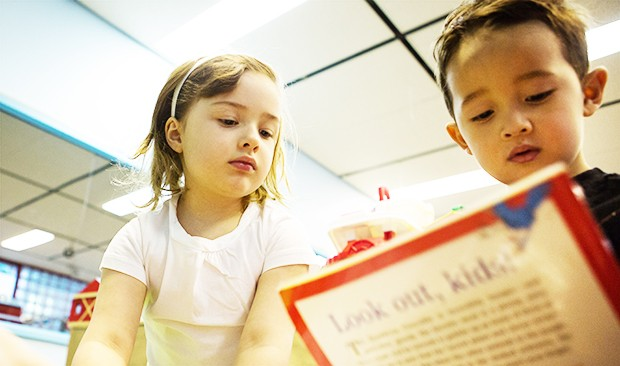 Early second-language education could promote acceptance of social and physical diversity
