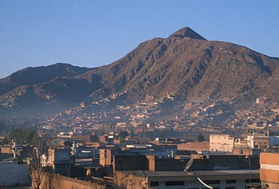 Mingora via Concordia Expeditions