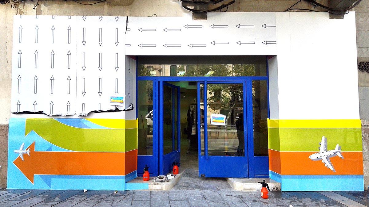Recubrimiento de fachada con Dibond (1)