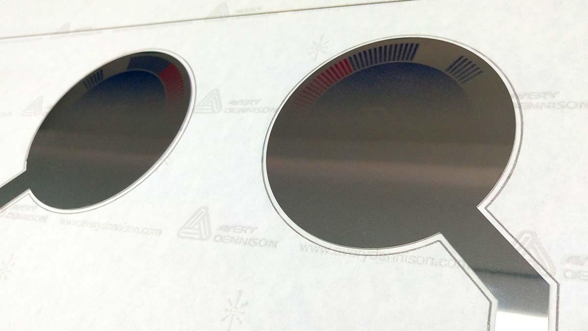 Impresión directa UVI sobre acero inox 1