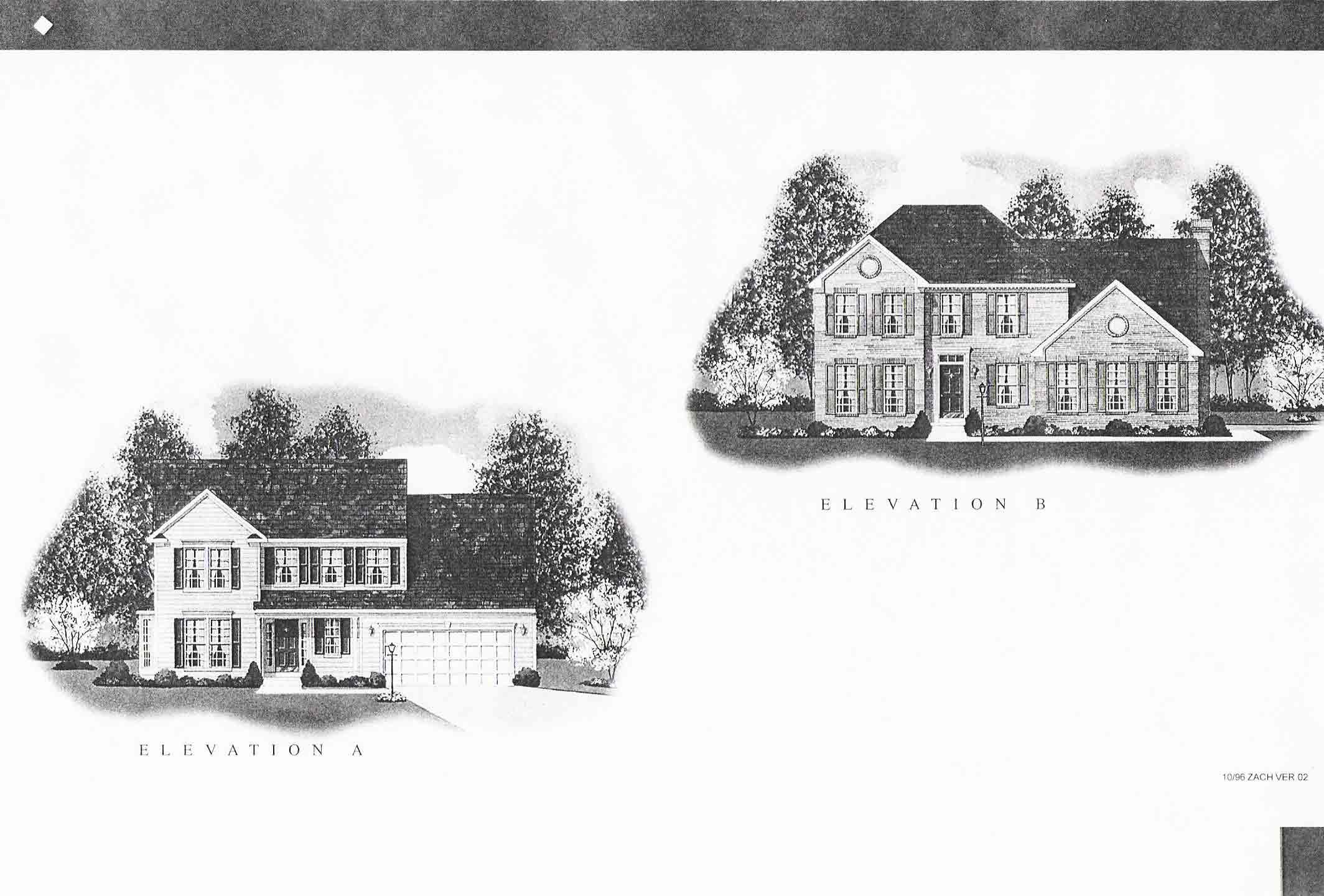 Ryan Homes Springhaven Floor Plan – Ryan Homes Springhaven Floor Plan