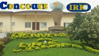 Concours IRIC Yaounde
