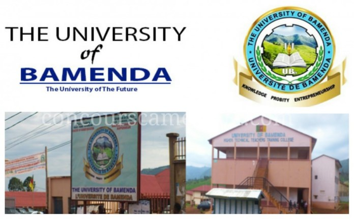 University  of Bamenda Recruitment of one hundred and thirty-two(132) Teaching Positions
