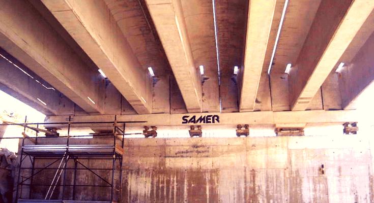 concrete beams